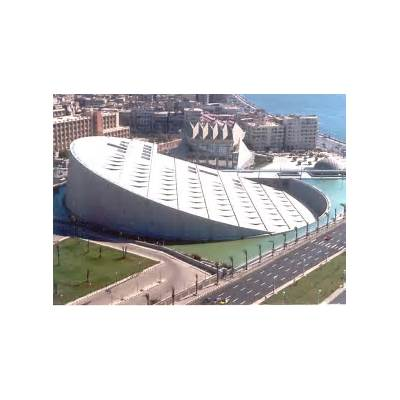 Bibliotheca Alexandrina: The Great Library of Alexandria