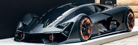lamborghini terzo millennio concept supercar