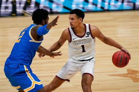 How NBA scouts evaluate Gonzaga's Jalen Suggs, possible ...