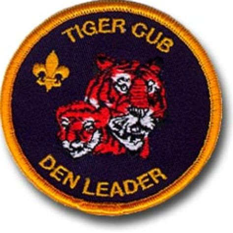 cub scout committee chair patch placement leaders cub scout pack 245 trussville alabama
