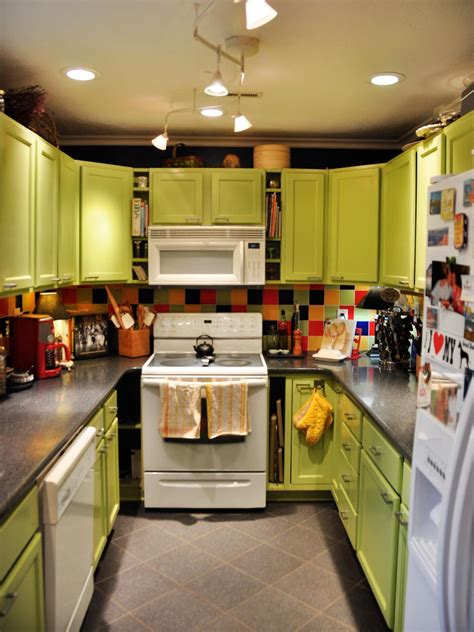 20 Small Kitchen Makeovers By Hgtv Hosts  Hgtv