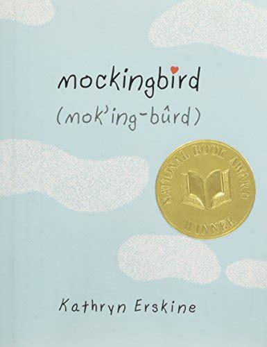 Book Mockingbird by Kathryn Erskine