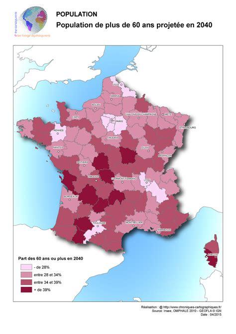 Carte Densité Population 2017 by Analyse Cartographique De La Population Fran 231 Aise