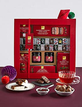 marks and spencer xmas food gifts classic gift box