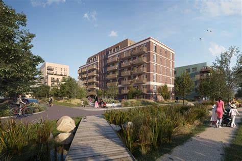 plans submitted   hillingdon housing estate