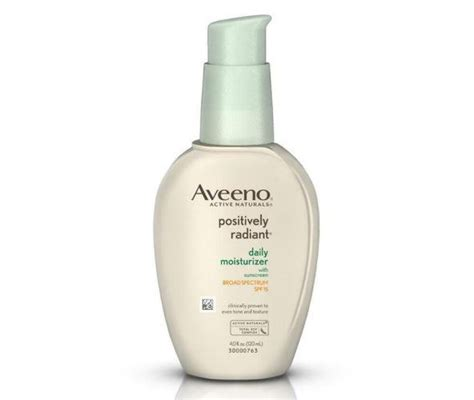 Aveeno sun damage repair