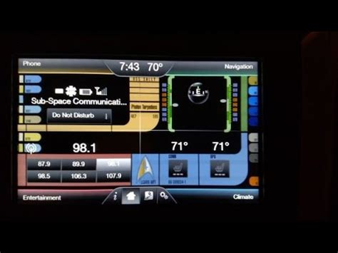 add wallpaper  ford sync mytouch screen youtube