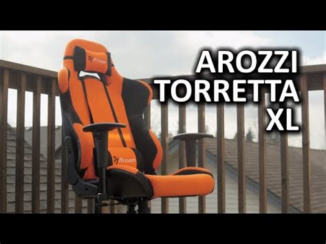 Arozzi Gaming Chair Vs Dxracer by Arozzi Torretta Xl Gaming Chair Does Bigger Always