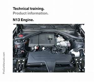 Bmw N13 Engine  Technical Training  Product Information