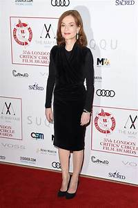 Isabelle Huppert - 2017 Critics' Circle Film Awards in London