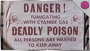 DEATH BY CYANIDE POISONING - YouTube