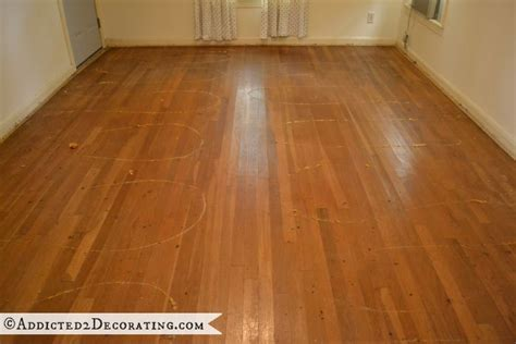 refinish wood floors  cool diys shelterness