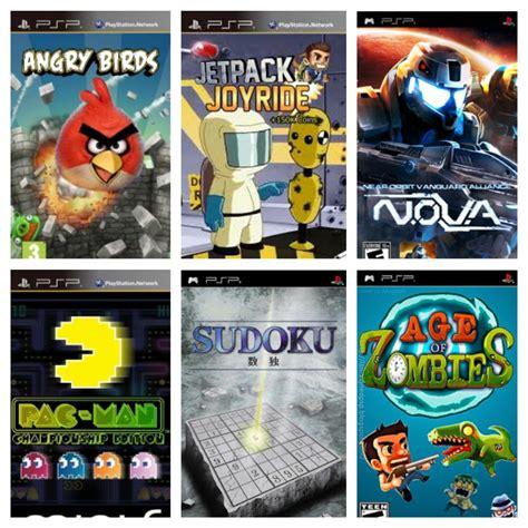 Top 10 Mini Psp Games Best Psp Minis Tech Touch Down