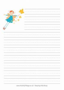 tooth fairy template writing paper