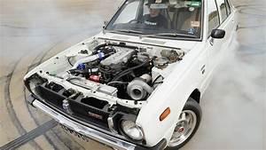Corolla Sleeper - Nissan Vg30 Turbo Powered