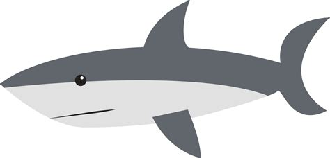 Shark Clip Shark Clipart Transparent Background Pencil And In Color