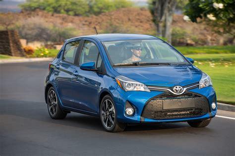 New yaris offers a choice of three petrol powertrains: AboutThatCar.com: 2017 Toyota Yaris iA | Houston Style ...