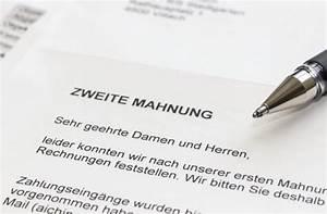 Rechnung Bezahlt Trotzdem Inkasso : vorlage zweite mahnung vorlage ~ Themetempest.com Abrechnung
