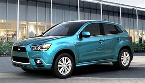 Autoalert: Mitsubishi ASX / RVR Pictures Leaked