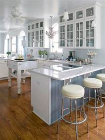 cottage style kitchen islands 17 cottage kitchen design ideas the home touches