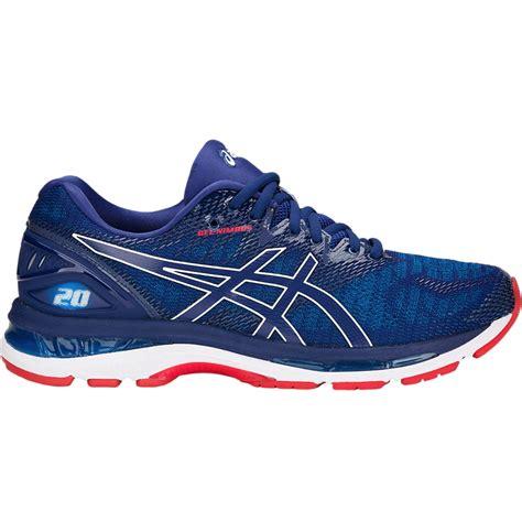 Asics Gel-Nimbus 20 Men's Navy Blue   Laurie's Shoes