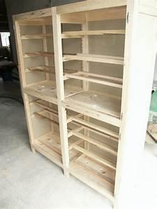 Construire Une Armoire Chaussure