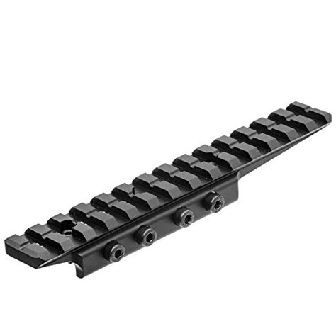 rail tactique weaver picatinny pistoletcarabine utg universal dovetail to picatinny weaver rail adaptor buy in uae sports products