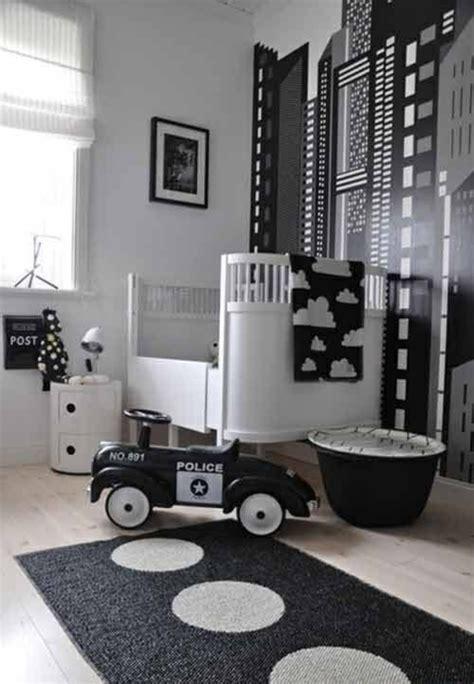 Kinderzimmer Junge Schwarz Weiss by Kinderzimmer F 252 R Jungs Farbige Einrichtungsideen