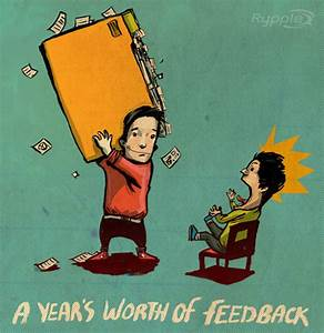 Ongoing Feedback Why Do We Ignore Something We Want So