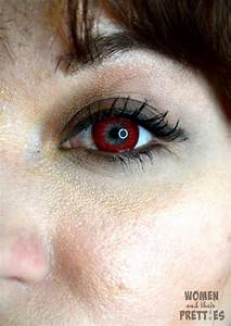 Complete Your Halloween Look With Spooky Eyes | Women and ...