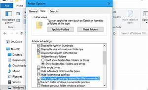 How to show hidden files and folders in windows 7 8 or 10 for Hide documents in images