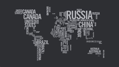 world map typography by crzisme on deviantart