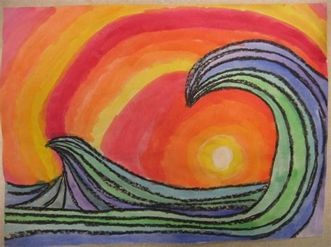 Cool Colour by Warm And Cool Color Paintings Paintings With Warm