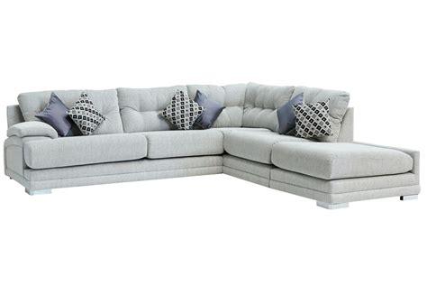 home elegance furniture phoebe corner sofa