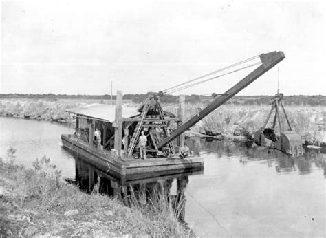 everglades draining florida history nps ever park memory historyculture gov learn national water