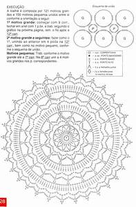 Another Pinner Wrote  U201cvery Easy Crochet Doily Diagram U2026 U201d I