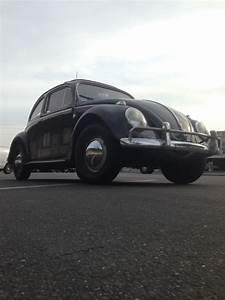 1960 Volkswagen Bug  Ragtop  Vw  Sunroof Beetle  1959 1961