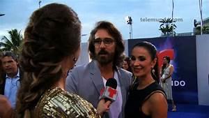 Catherine Siachoque y Miguel Varoni en Premios Tu Mundo ...