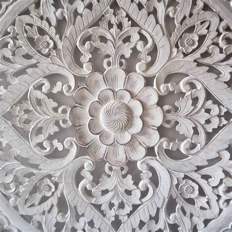 buy balinese hand carved mdf decorative panel
