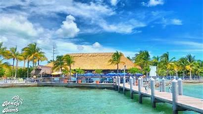 Florida Keys Bar Wallpapers Beach Sunset Grille