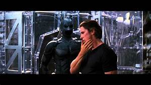 The Dark Knight Rises - Bruce getting back to the world ...