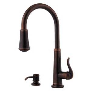made kitchen faucets faucet com gt529 ypu in rustic bronze by pfister