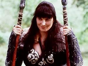 Xena: Warrior Princess images Xena (big size) wallpaper ...