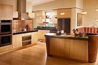 paint colors for kitchens Kitchen Paint Colors with Maple Cabinets