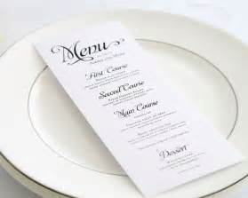 reception cards wording alluring script wedding menus wedding menus by shine