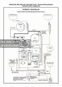 Nuffield Universal 3 Wiring Overhaul Schematic