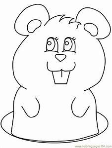 Prairie Dog Coloring Page - Coloring Home