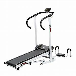 Lifeline Manual Treadmill With Twister And Pushup Wheel