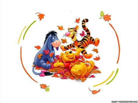 Disney Fall Computer Backgrounds by Winnie The Pooh Desktop Wallpapers Wallpaper Cave