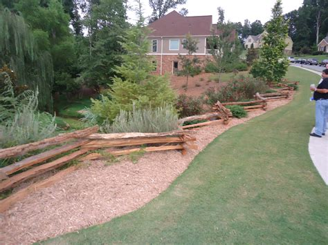 fencing landscaping split rail fence landscaping www imgkid com the image kid has it
